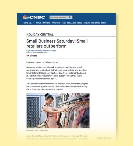 NCR Small Business takes the retail spotlight