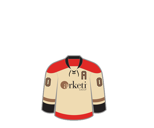 Arketi Group designs jerseys for namesake hockey team