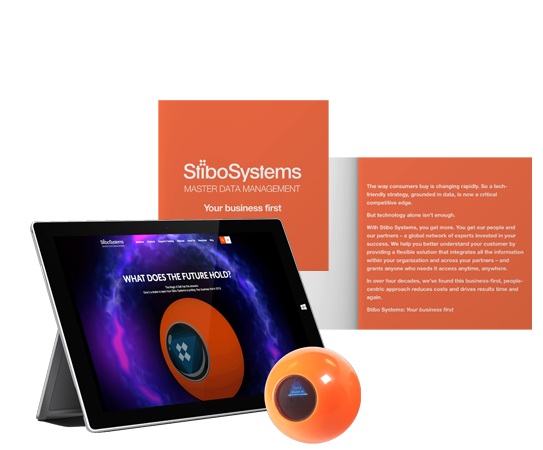 Stibo Systems activates global company messaging with new brand
