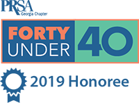Congratulations to Arketi's Erica England, newest addition to PRSA Georgia's Forty Under 40 List! - READ MORE