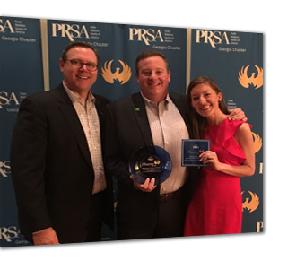 Celebrating a star-studded evening at the PRSA Phoenix Awards - Read on