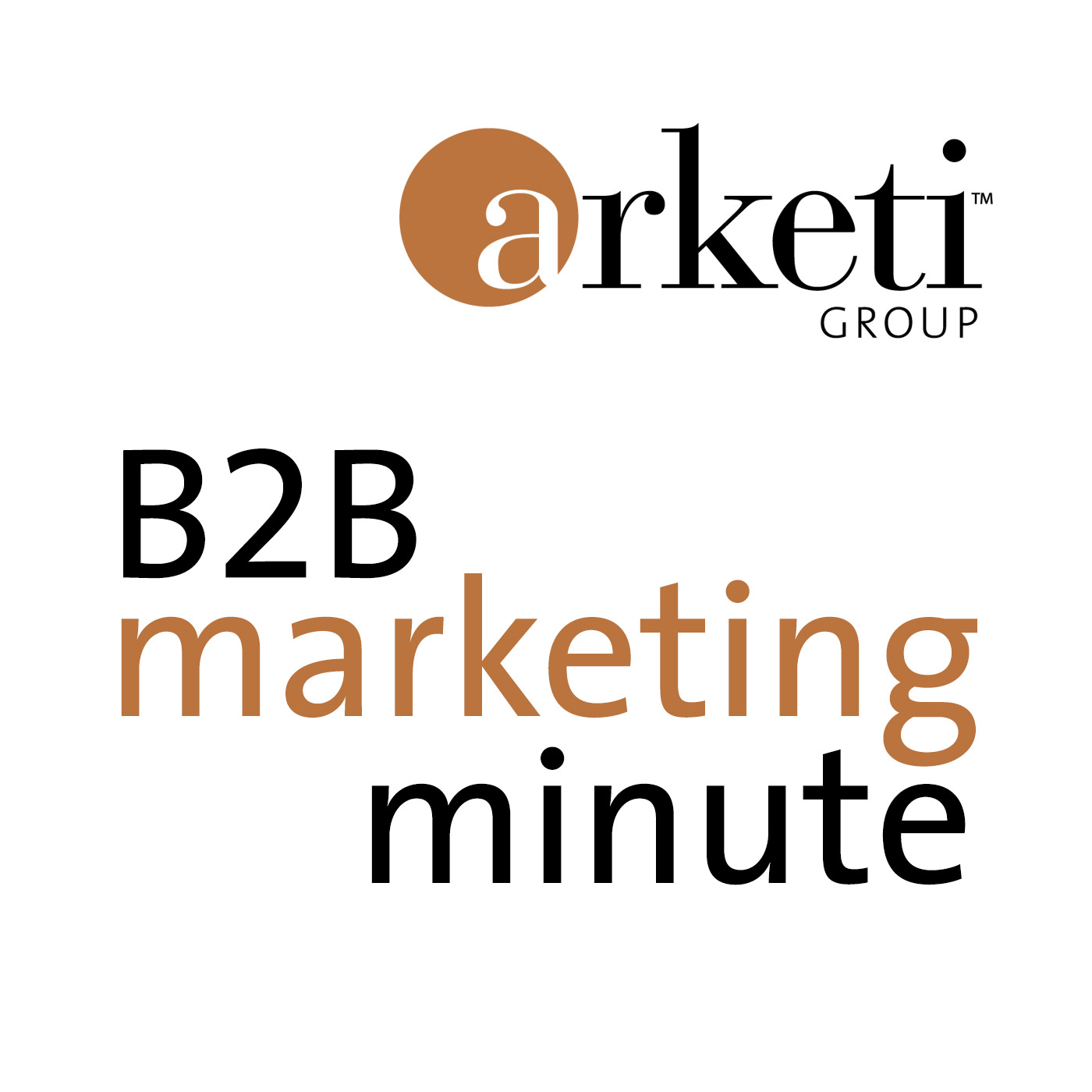 B2B Marketing Minute