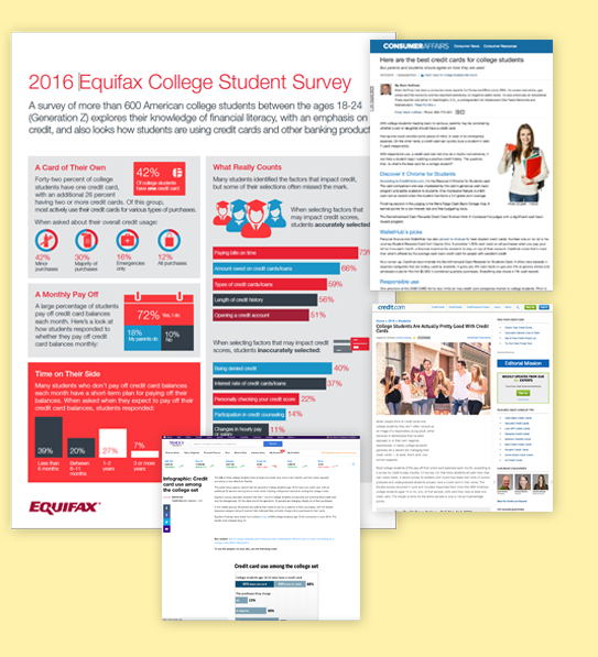 Equifax examines Gen Z's financial literacy