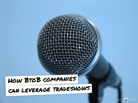 How B2B companies can leverage tradeshows