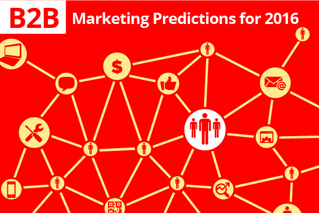 B2B Marketing Predictions for 2016